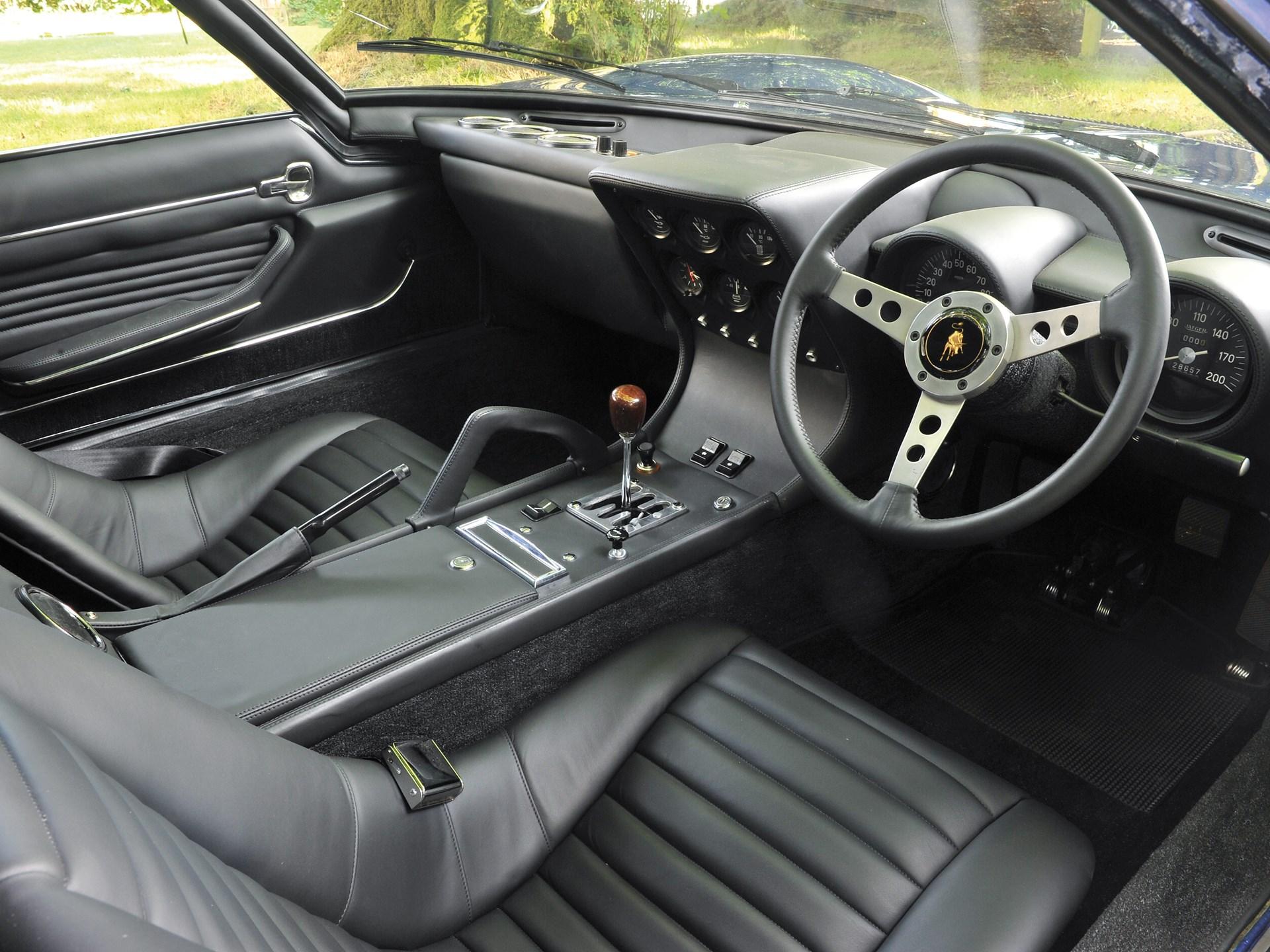 Rm Sotheby S 1971 Lamborghini Miura P400 S Sv Specification