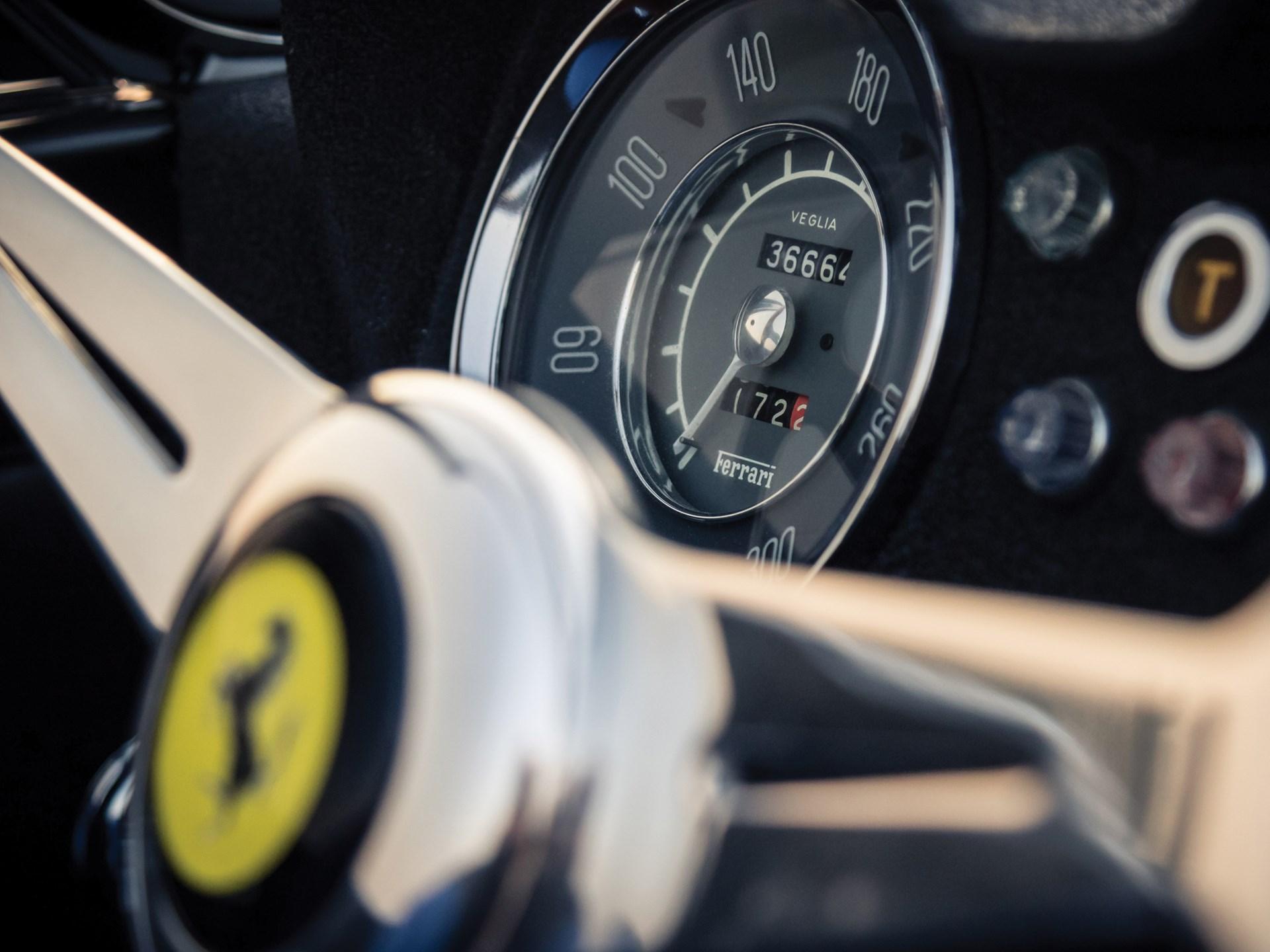 1959 Ferrari 250 GT LWB California Spider Competizione by Scaglietti