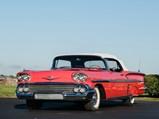 1958 Chevrolet Impala Convertible  - $