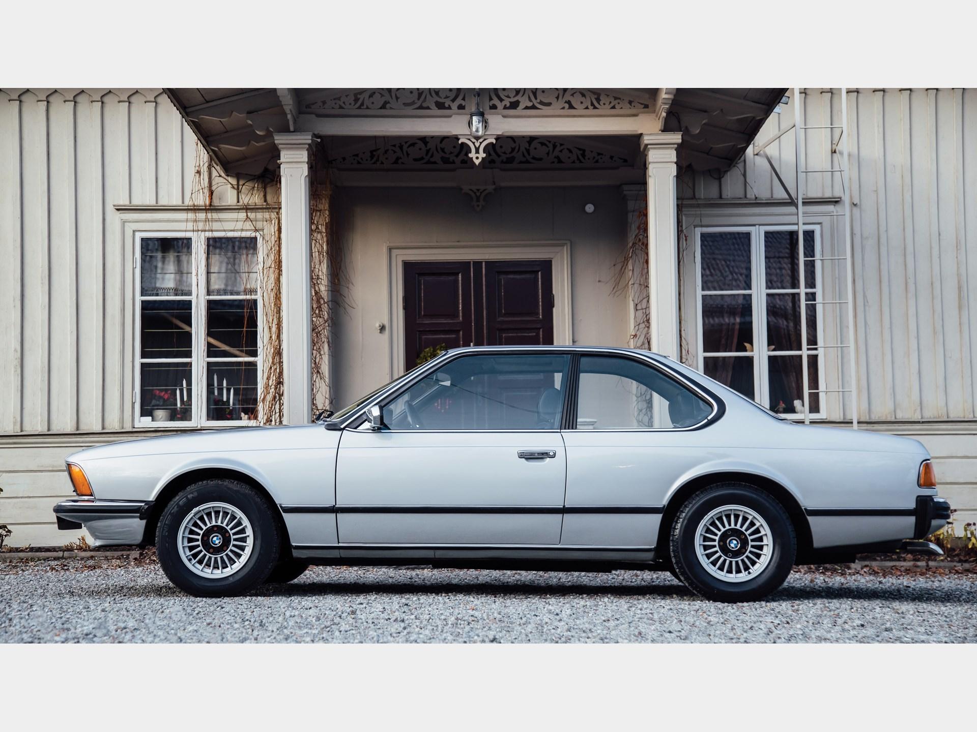 """1977 BMW 633 CSi """"ABBA"""""""