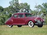 1940 Lincoln-Zephyr Club Coupe  - $