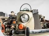 Fiat 1100 Super Oscar Grand Luxe Driving School Model by Werner Degener, ca 1950s-1960s - $