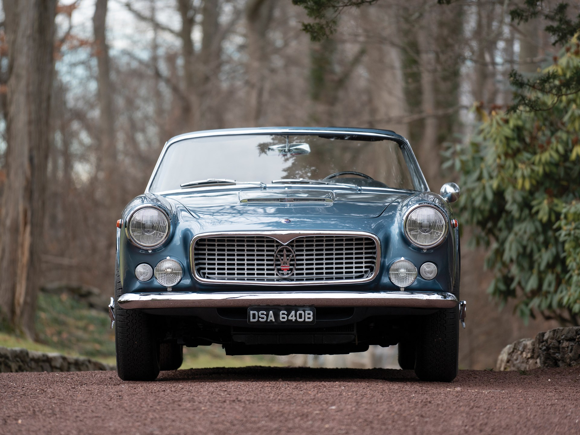1964 Maserati 3500 GTi Spyder by Vignale