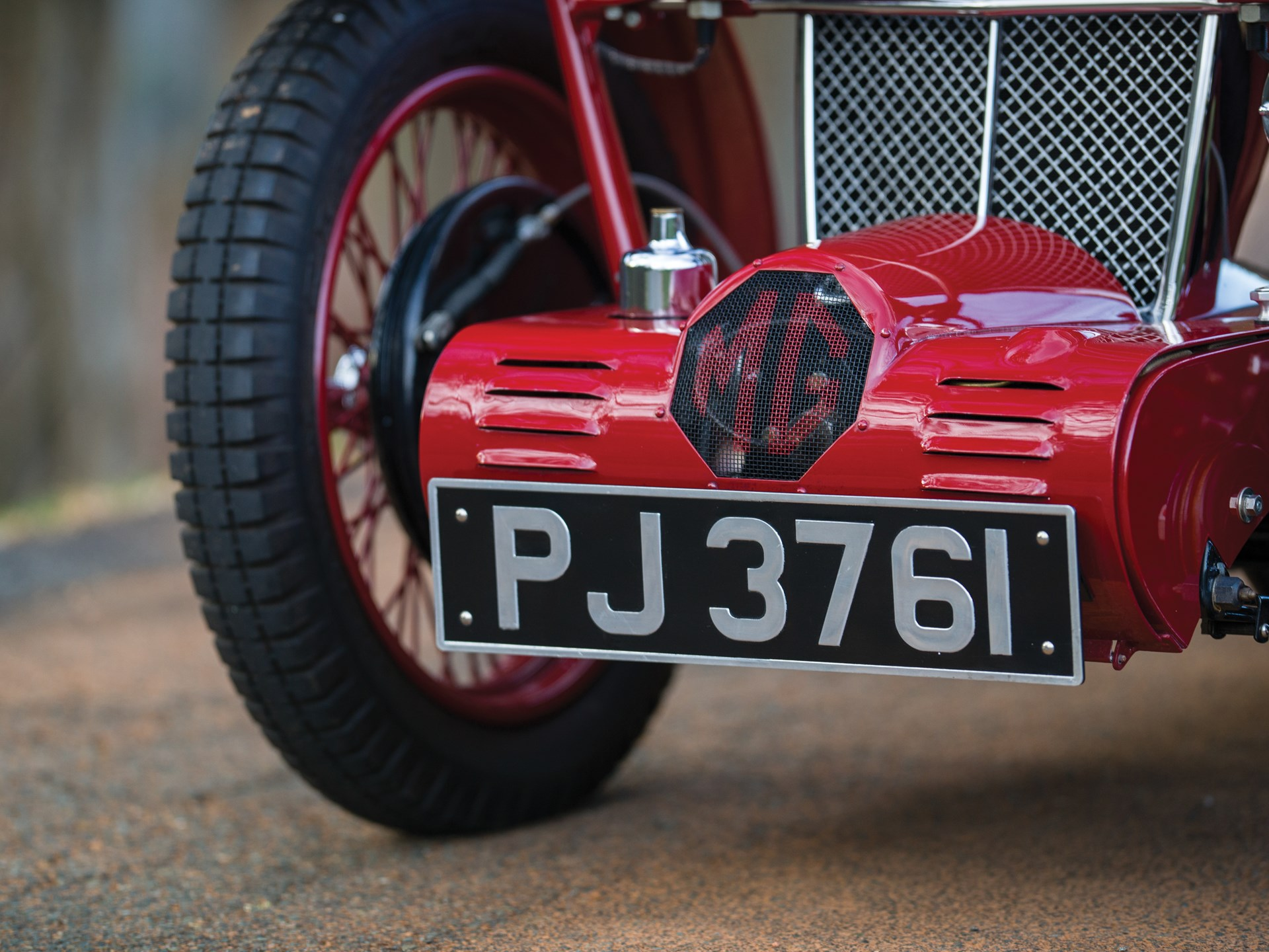 1932 MG F-Type Magna Two-Seater Sports