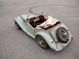 1954 MG TF Roadster  - $