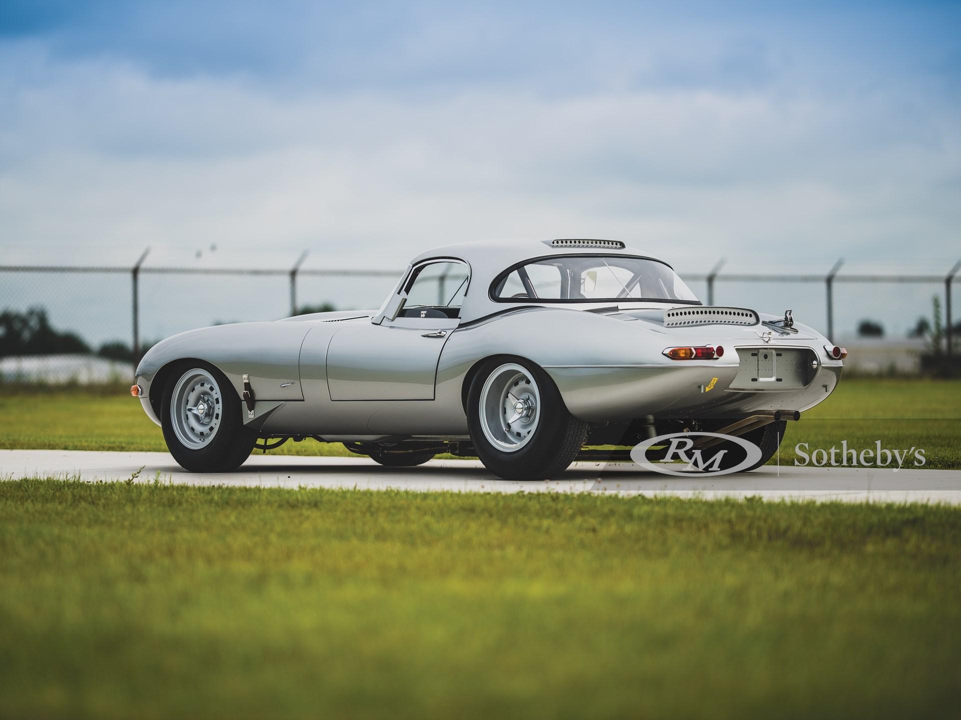 1963 Jaguar E-Type Lightweight Continuation  -
