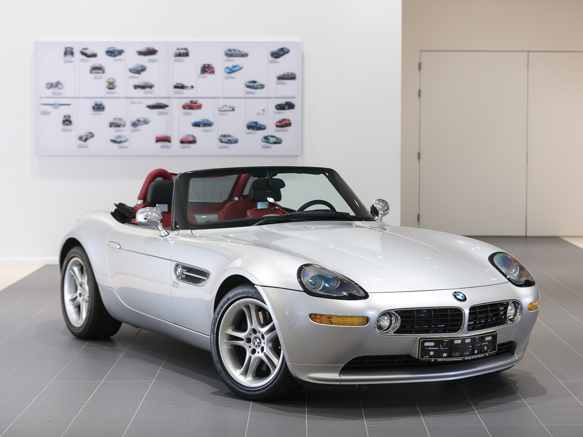 Bmw 2018 Z8 This 9kmile 2001 Bmw Z8 Is Listed In