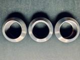 Three Ferrari F50 Centerlock Wheel Nuts - $