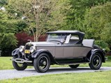 1925 Lincoln Model L 'Beetle Back' Roadster by Brunn - $