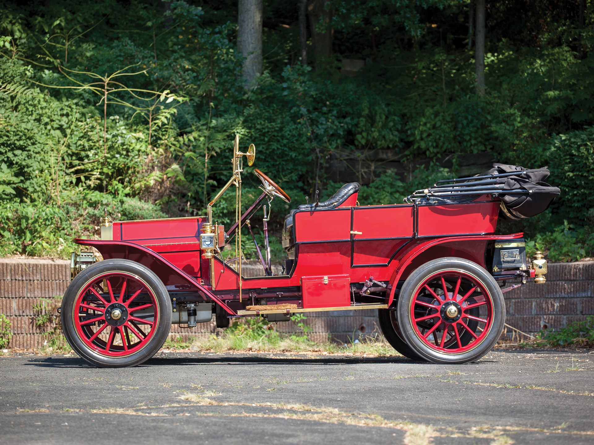 1909 Stoddard-Dayton Model 9-A Touring