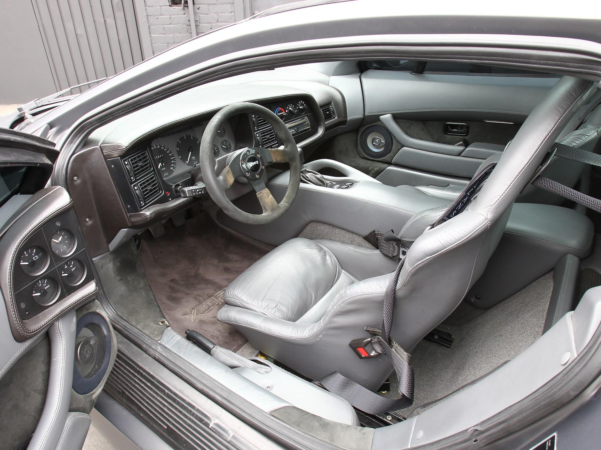 1993 Jaguar XJ220S Coupe