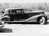 1929 Duesenberg Model J Sedan by Derham/Bohman & Schwartz - $J-118 in the 1960s, during Homer Fitterling's ownership. Courtesy of Brian Joseph and Tim Purrier.