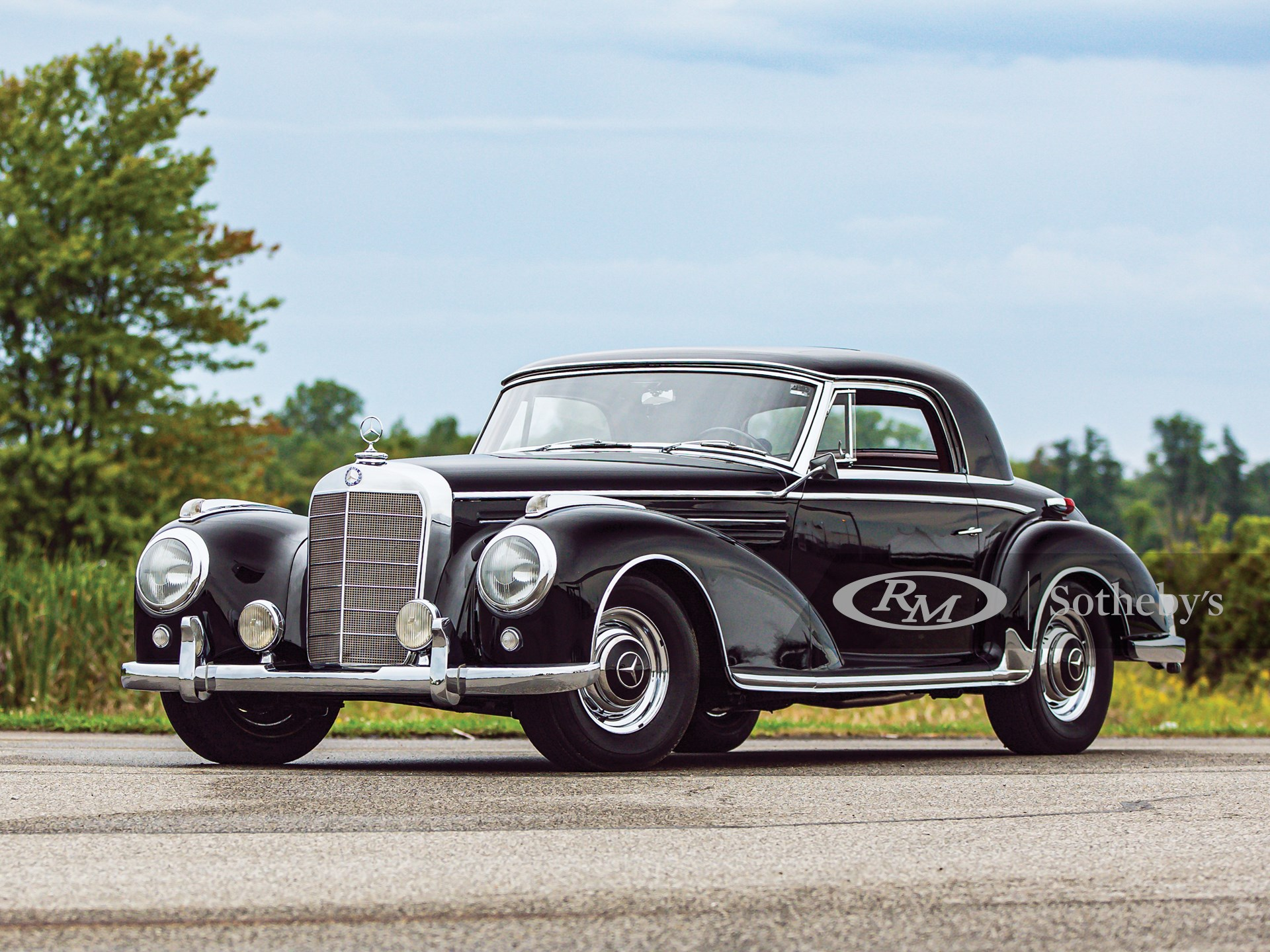1956 Mercedes Benz 300 Sc Sunroof Coupe Hershey 2019 Rm Auctions