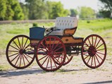 1907 Kiblinger Model D High-Wheel Runabout  - $
