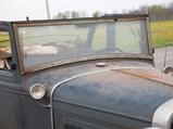 1931 Ford Model A Convertible Victoria  - $