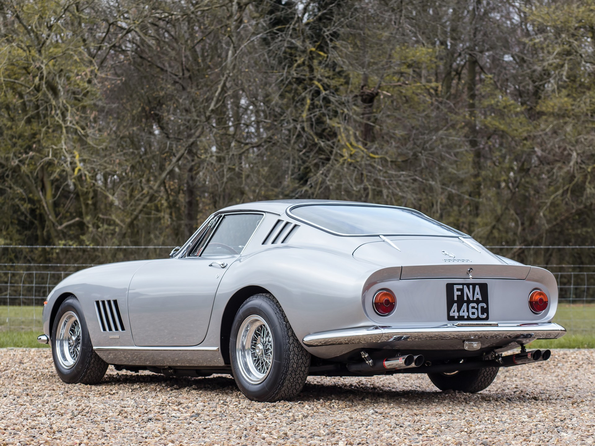RM Sotheby's - 1965 Ferrari 275 GTB Alloy by Scaglietti ...