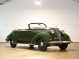 1937 Hudson Deluxe Eight Convertible Brougham  - $