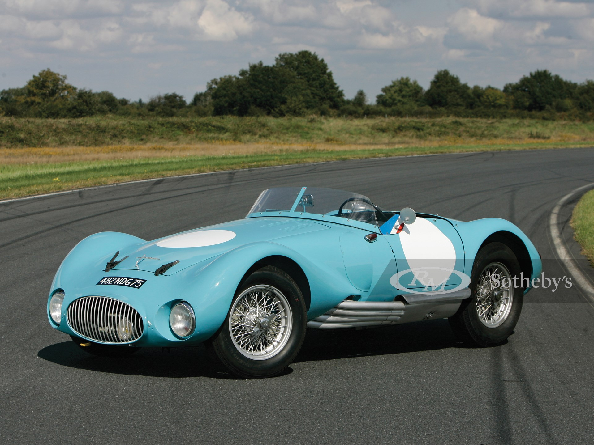 1953 Gordini Type 24 S