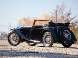1938 MG TA Drophead Coupe by Tickford - $