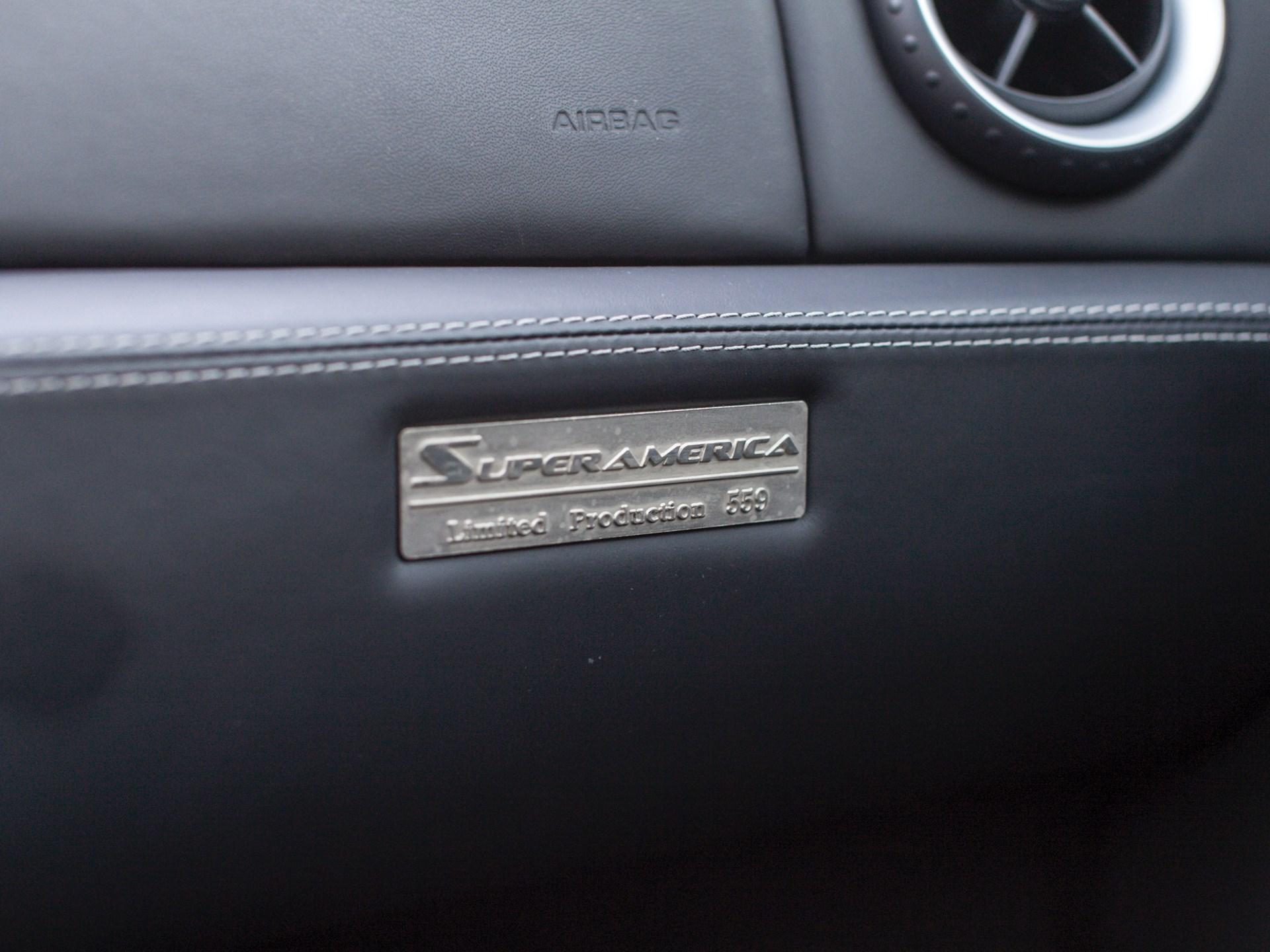 2006 Ferrari Superamerica