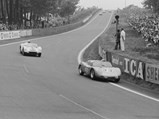 1960 Porsche 718 RS 60 Werks  - $Chassis no. 718-044 as seen at the 1960 24 Hours of Le Mans.