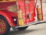1927 Hudson Model O Super Six Fire Truck  - $
