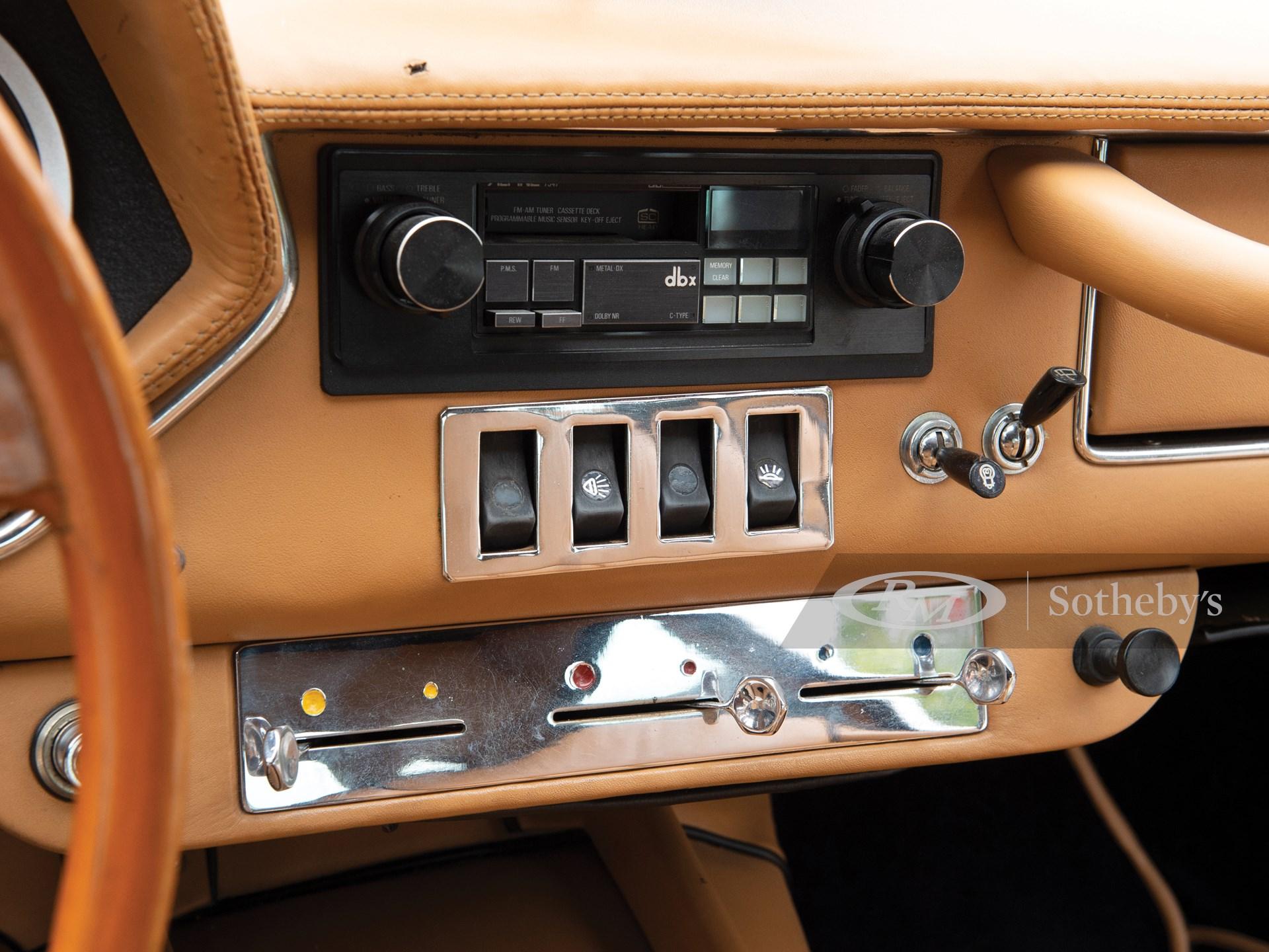1967 Maserati Mistral 4.0 Coupé  -