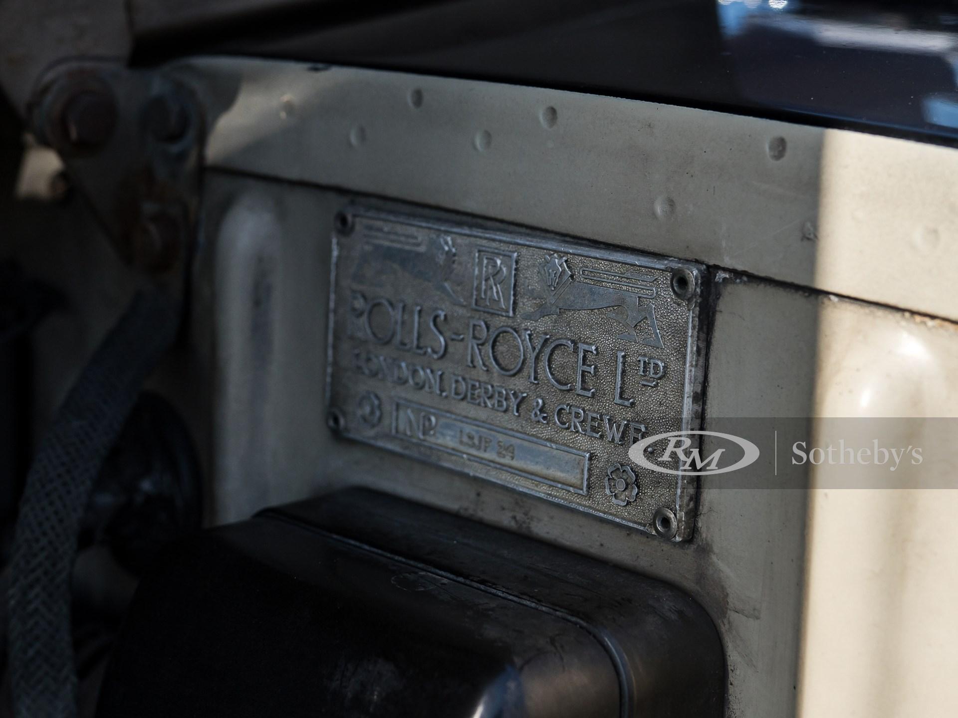 1959 Rolls-Royce Silver Cloud I Sedan  -