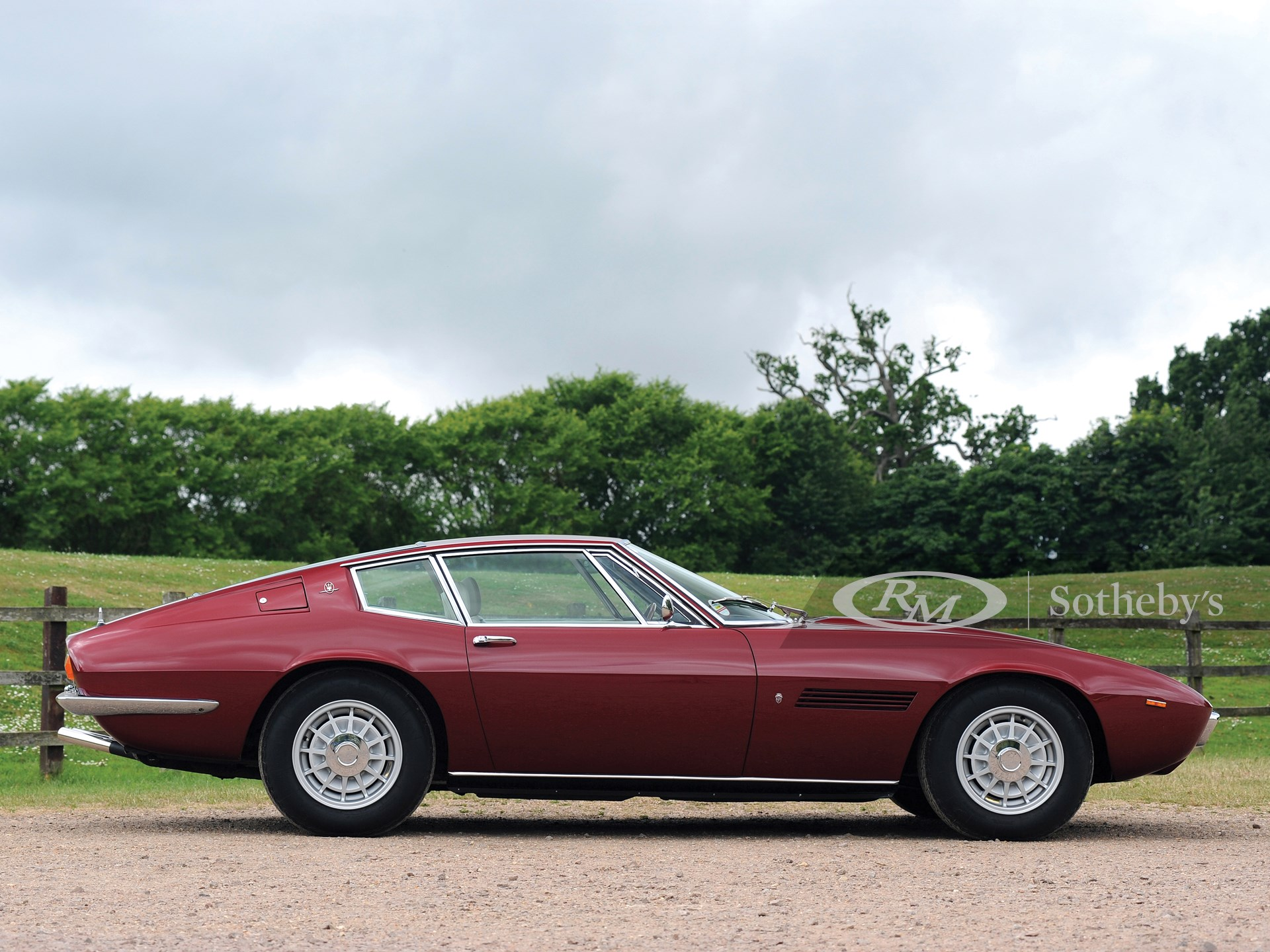 1970 Maserati Ghibli SS 4.9 Coupé by Ghia | London 2018 ...