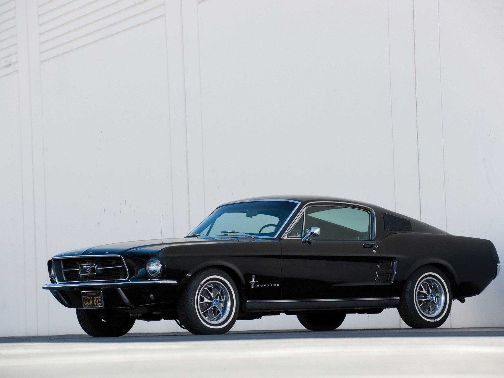 rm sotheby 39 s 1967 ford mustang fastback classic muscle. Black Bedroom Furniture Sets. Home Design Ideas