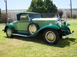 1931 Studebaker President Eight Four-Seasons Roadster  - $