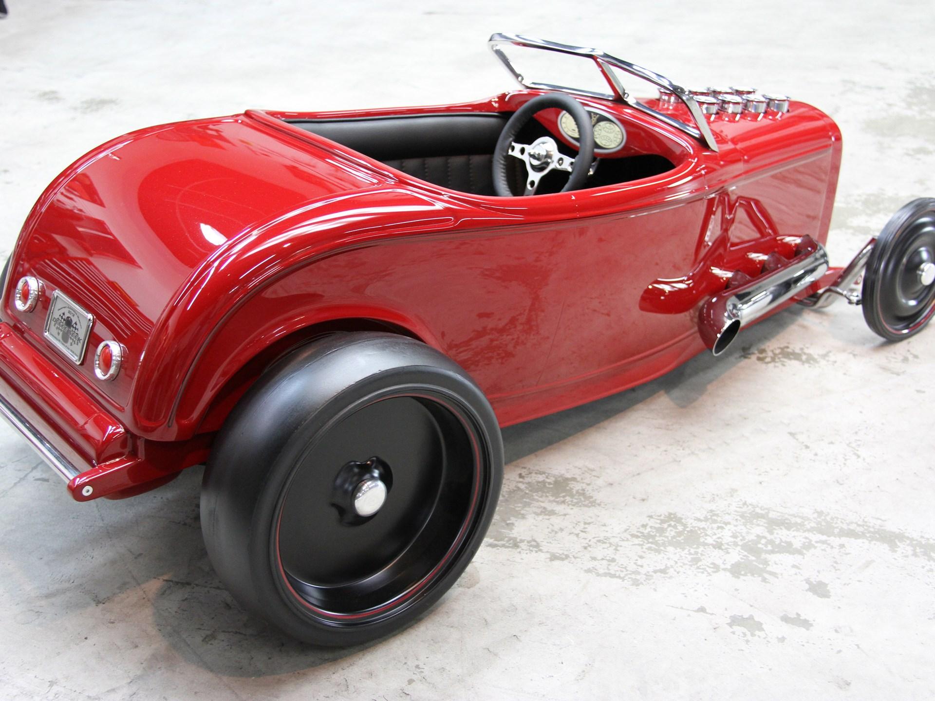 RM Sotheby's - 1932 Ford Custom Pedal Car by Fastlane Rod Shop ...