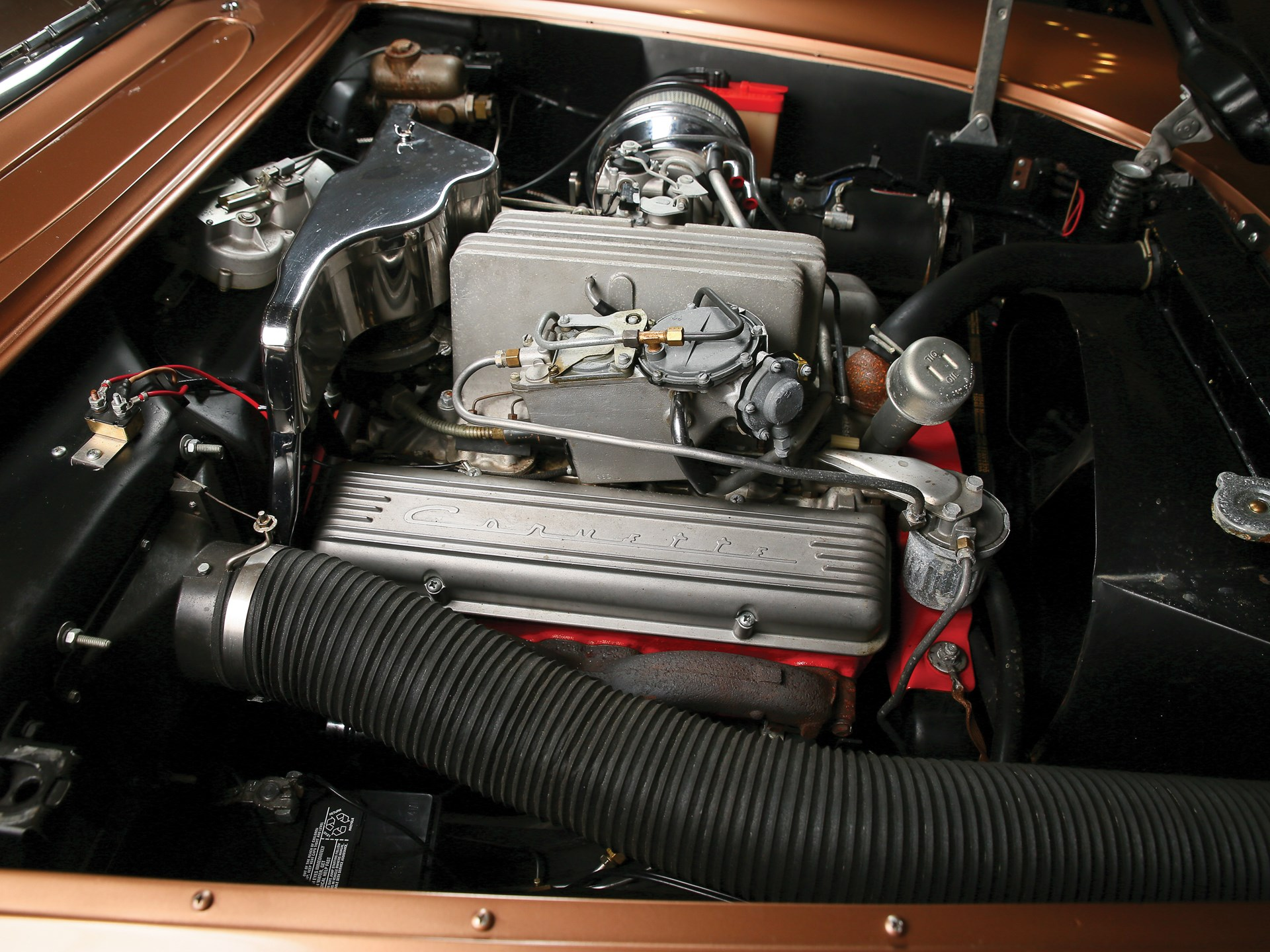 RM Sotheby s 1957 Chevrolet Corvette Fuel Injected