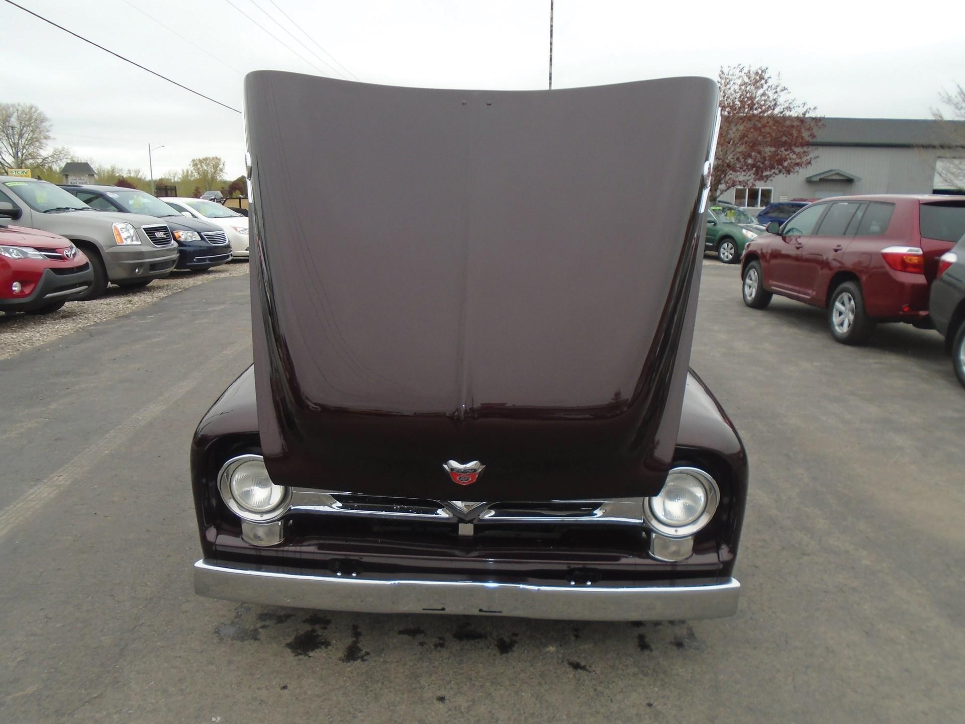 RM Sotheby's - 1956 Ford F100 Pickup Custom | Auburn Fall 2019