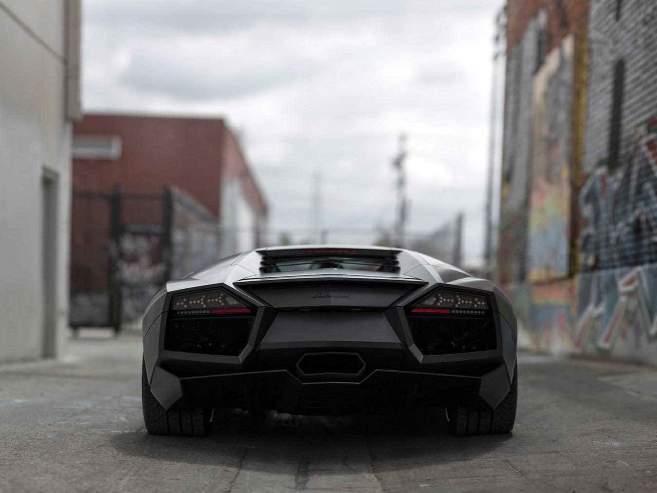Beau 2008 Lamborghini Reventón