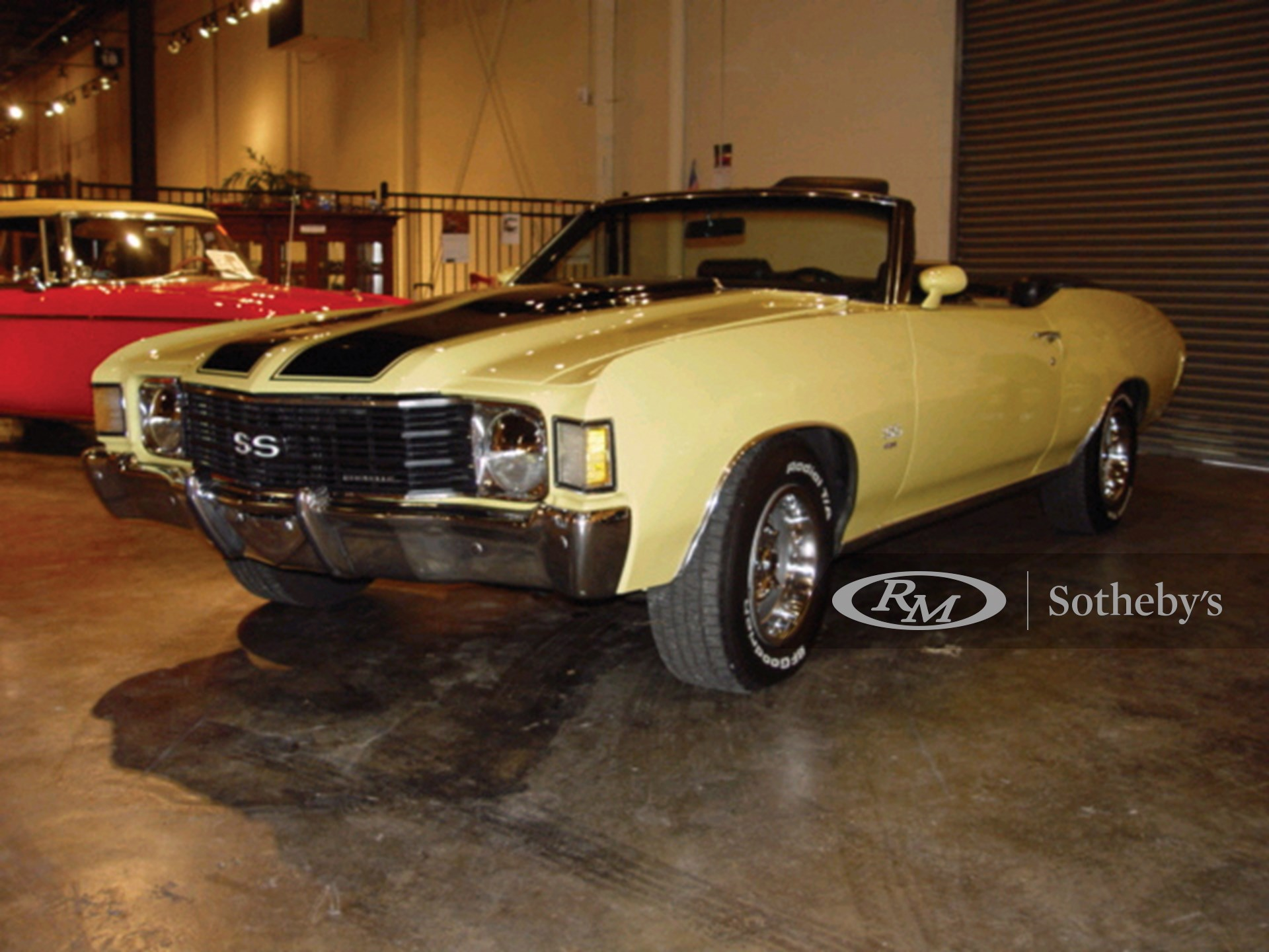 1972 Chevrolet Chevelle SS 454 Convertible  -