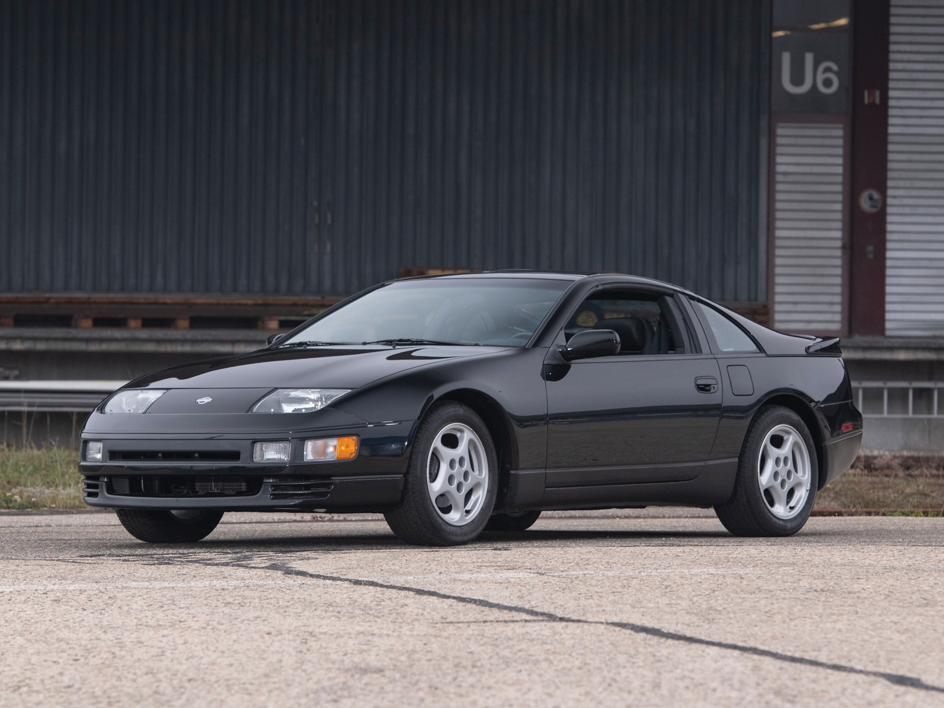 rm sotheby 39 s 1991 nissan 300zx twin turbo fort. Black Bedroom Furniture Sets. Home Design Ideas