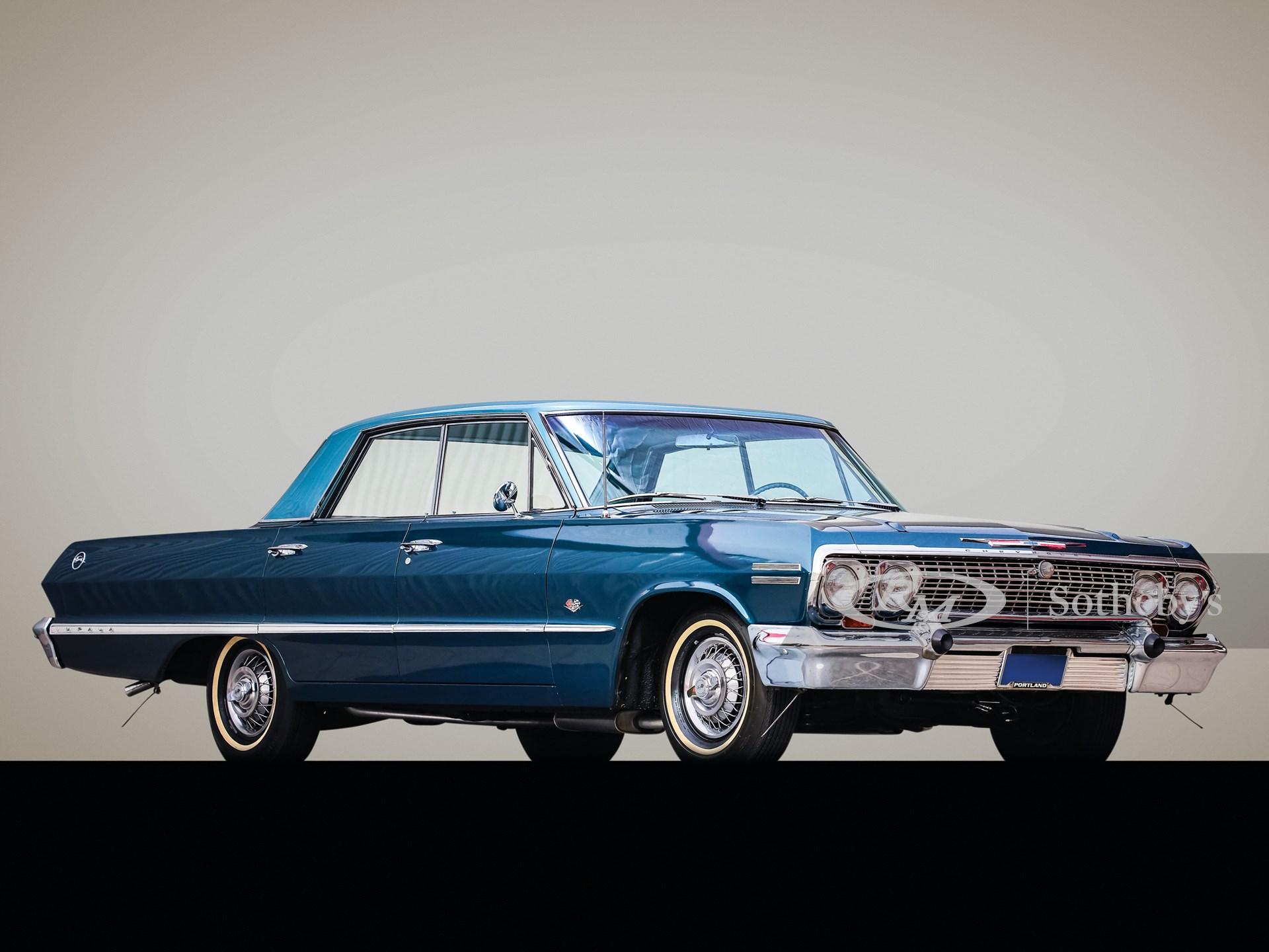 1963 Chevrolet Impala Sport Sedan Arizona 2020 Rm Sotheby S
