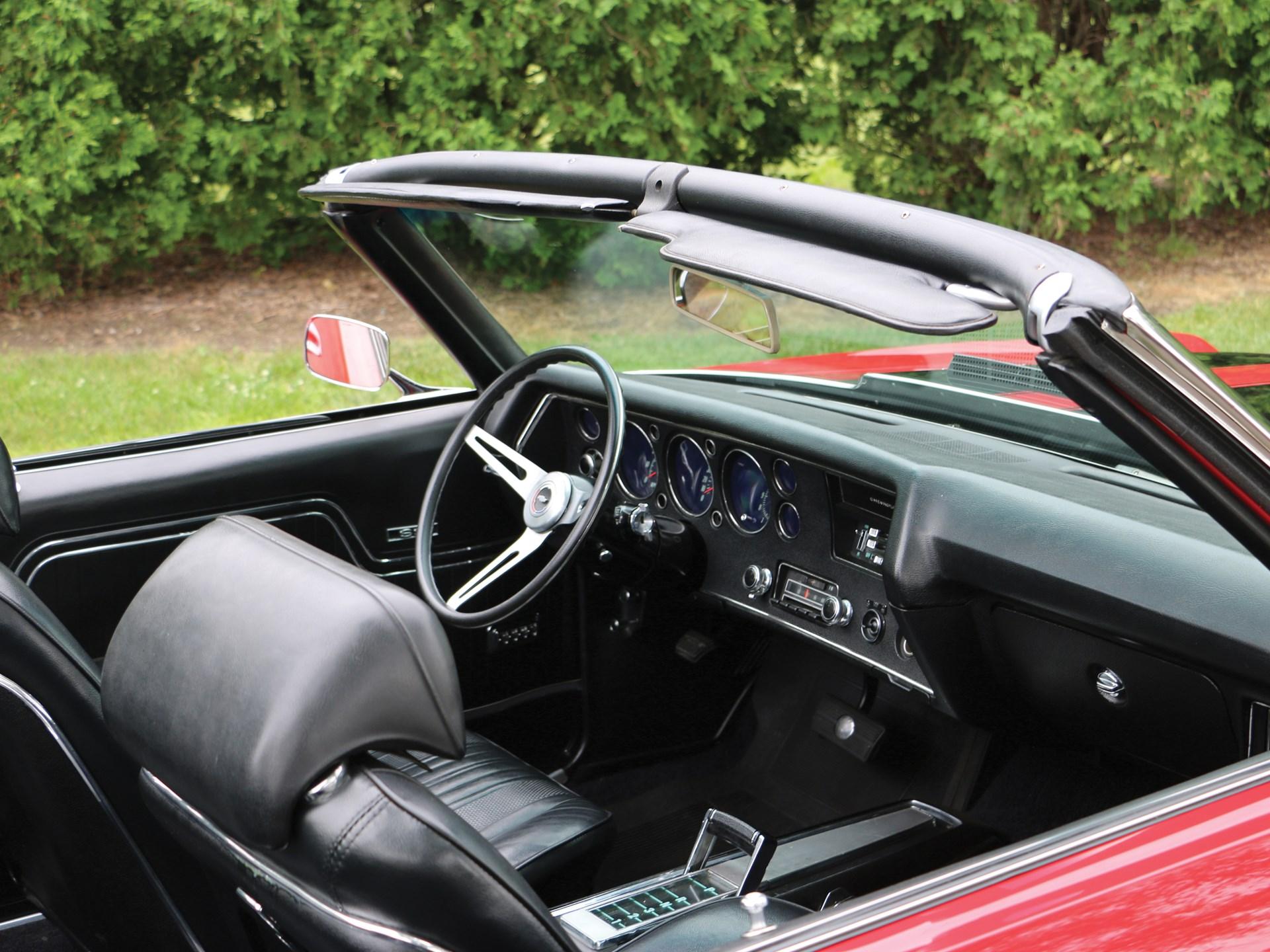 1970 Chevrolet Chevelle SS 454 Recreation