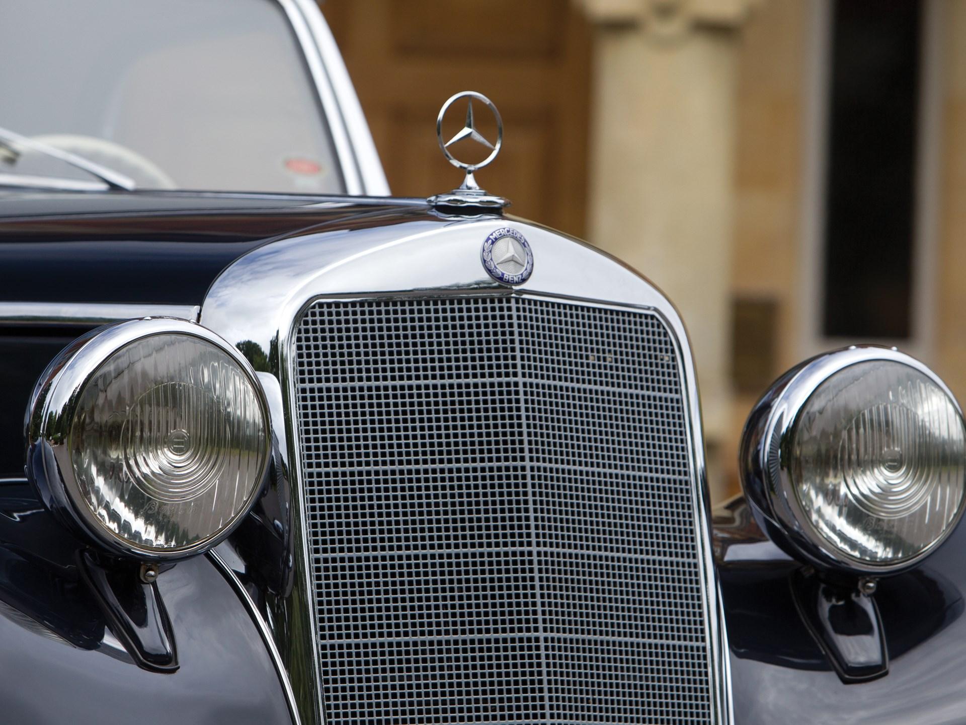 1951 Mercedes-Benz 170 S Coupé