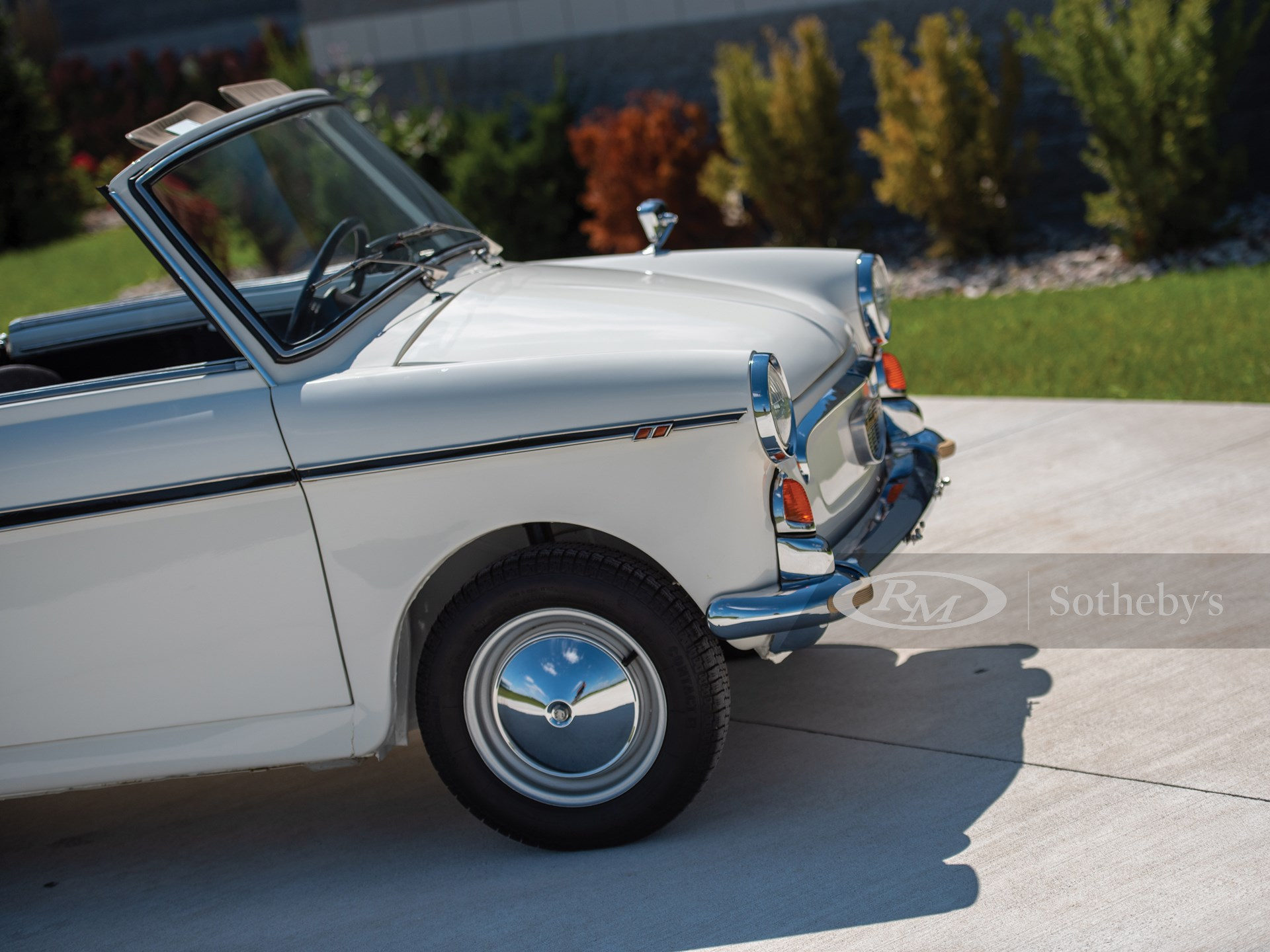 1961 Autobianchi Bianchina Special Cabriolet  -