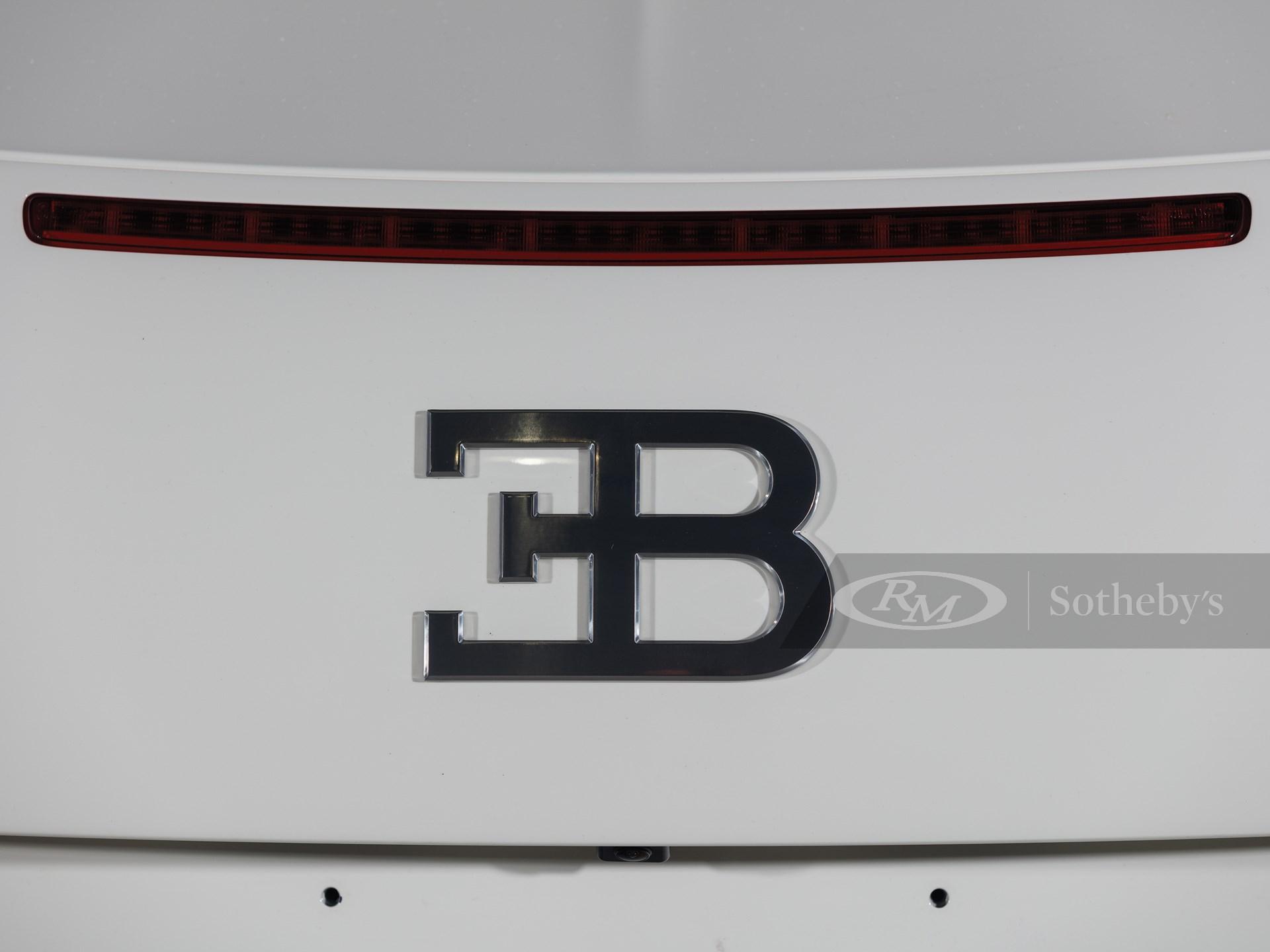 2012 Bugatti Veyron 16.4 Super Sport  -