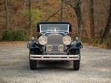 1931 Packard Deluxe Eight Convertible Roadster by Derham - $