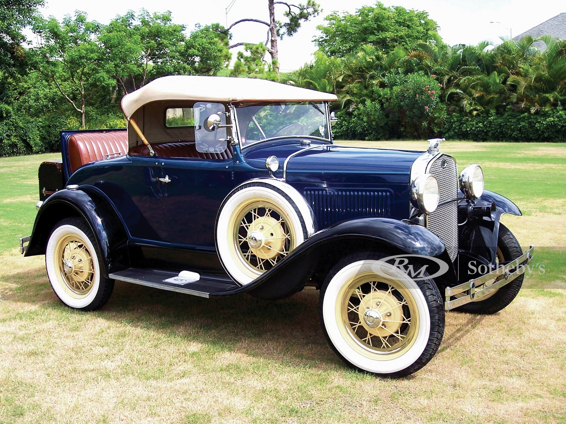 1931 Ford Model A Roadster  -