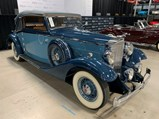 1933 Packard Eight Cabriolet by Graber - $