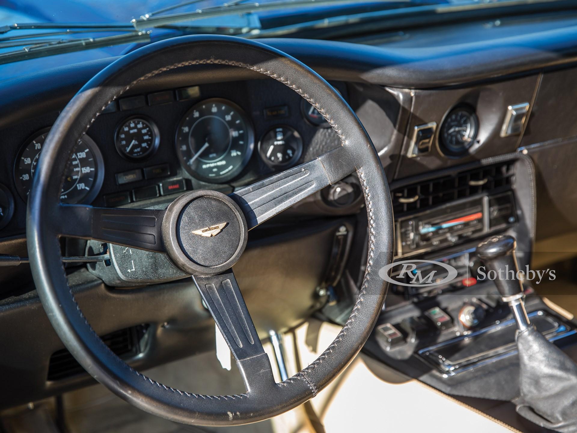 1977 Aston Martin V8 Series III