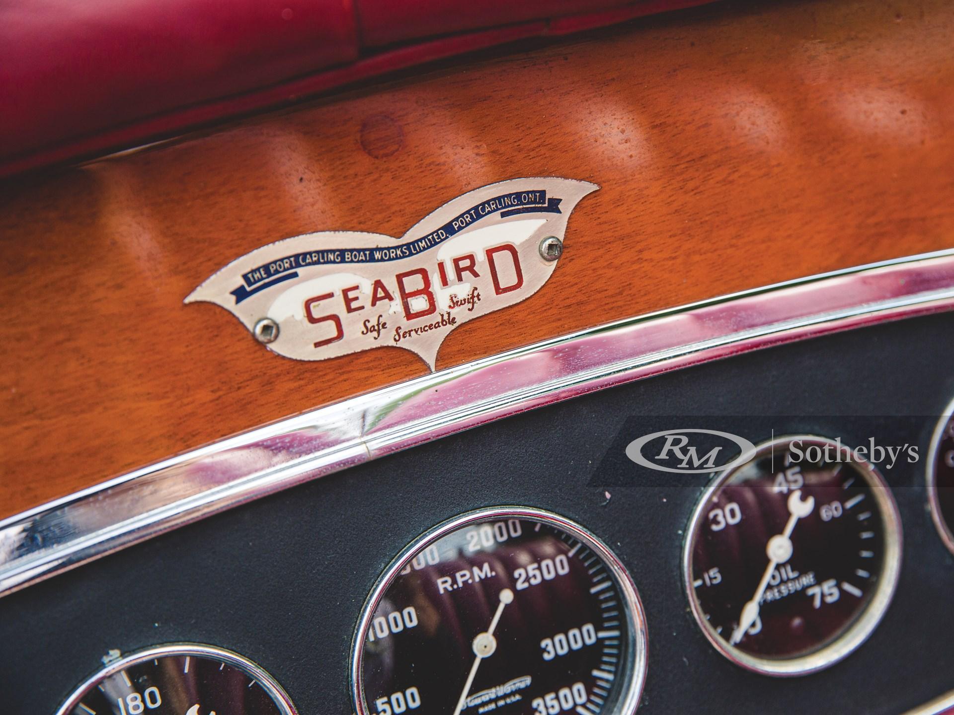 1936 Port Carling Sea Bird  -