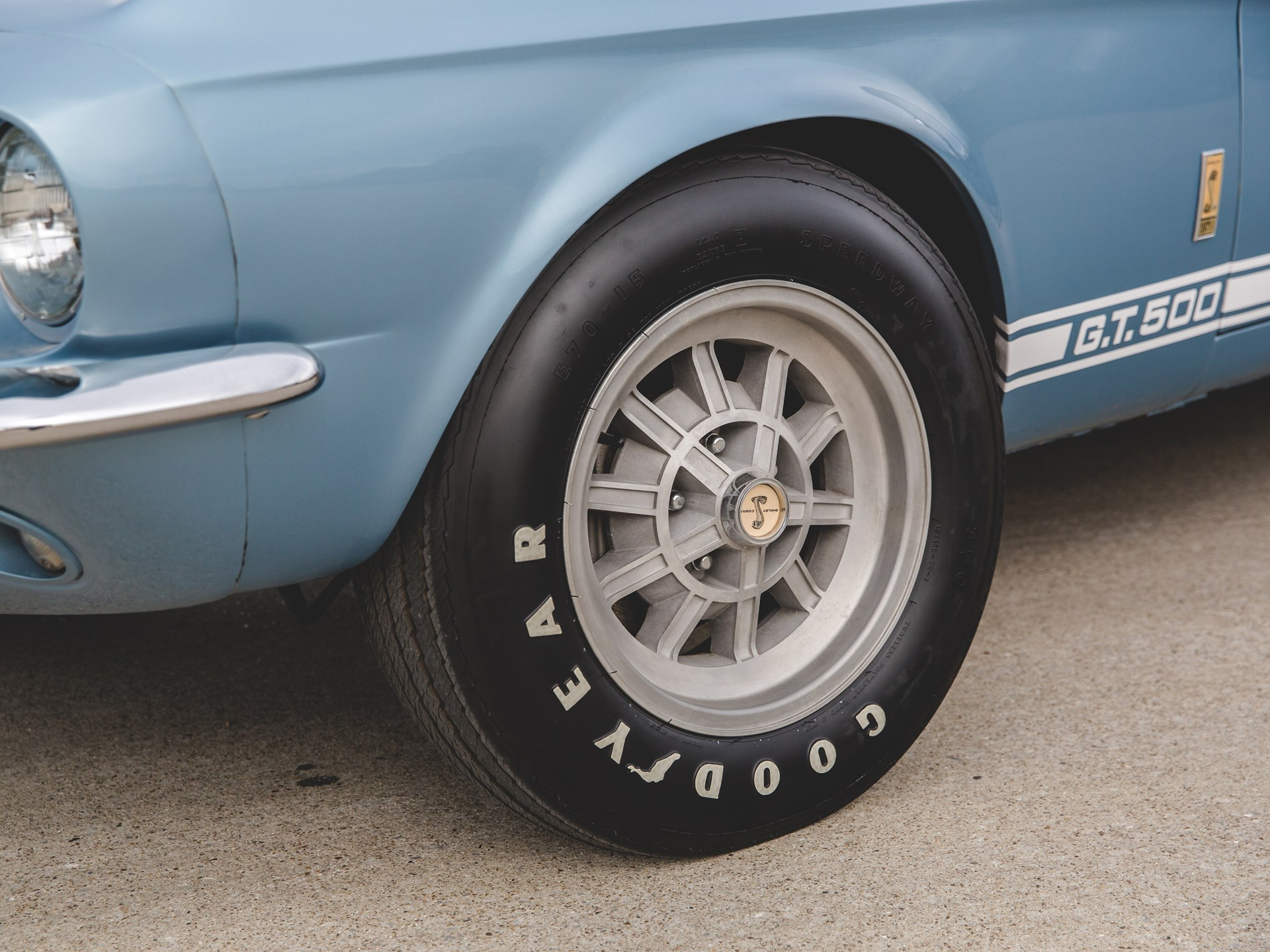RM Sotheby's - 1967 Shelby GT500 | Fort Lauderdale 2019