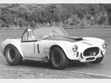 1965 Shelby 427 Competition Cobra  - $The team of Bob Bondurant and David Piper lead the way at Brands Hatch, 1966.