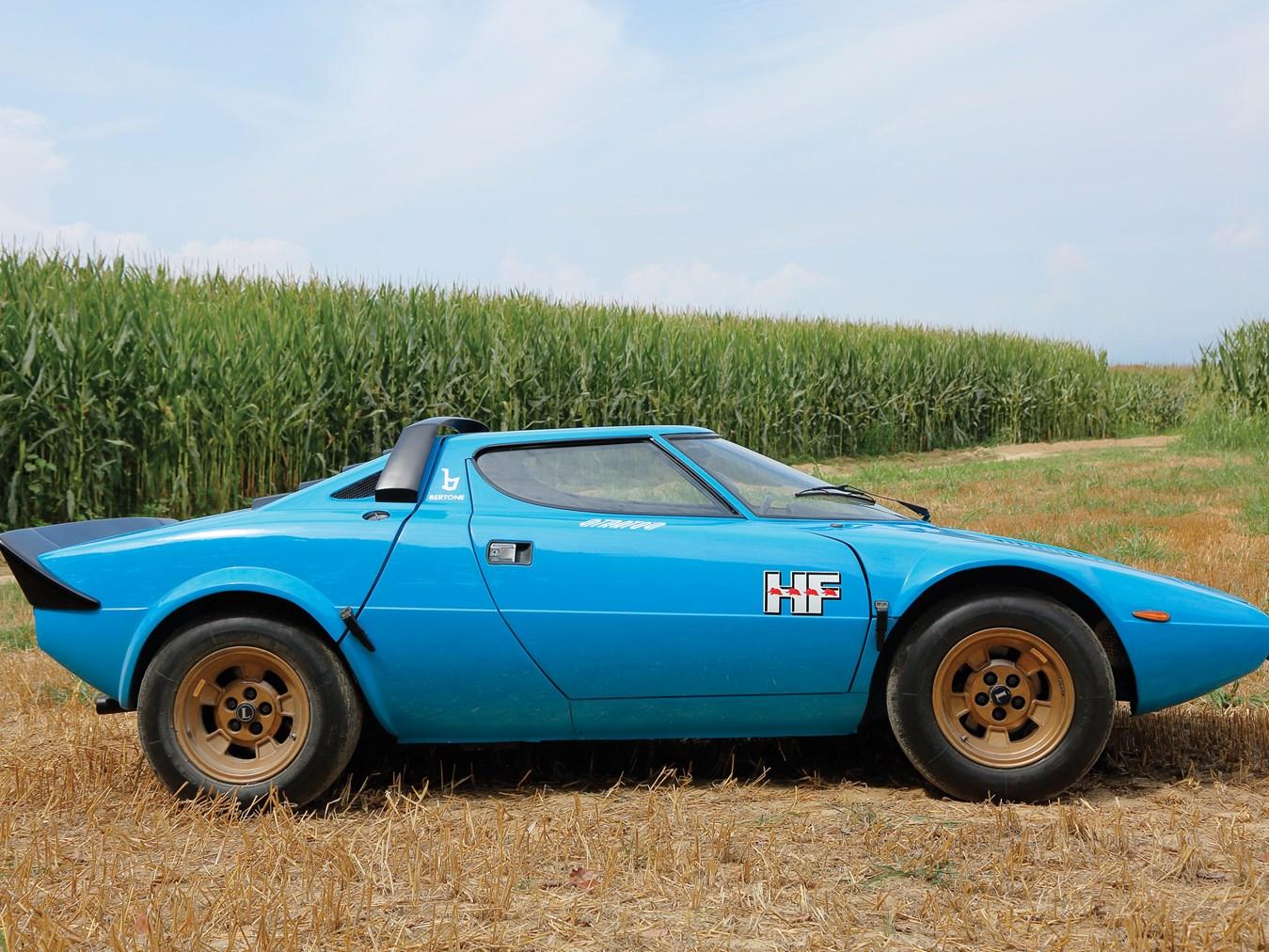 1975 Lancia Stratos HF Stradale by Bertone